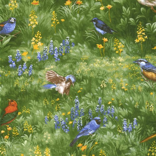 Wildflowers IV 32360-11