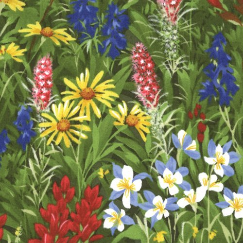 Wildflowers IV 32361-11