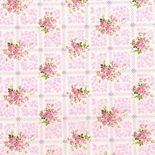 Afternoon In The Attic Flannel 3267-002