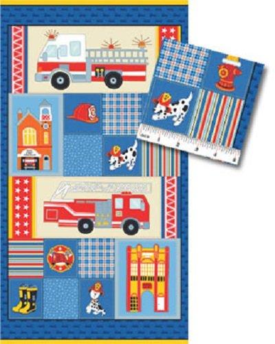 My Little Town Firehouse 03280-55