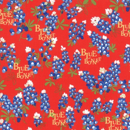 Bluebonnet Patch 33311-16