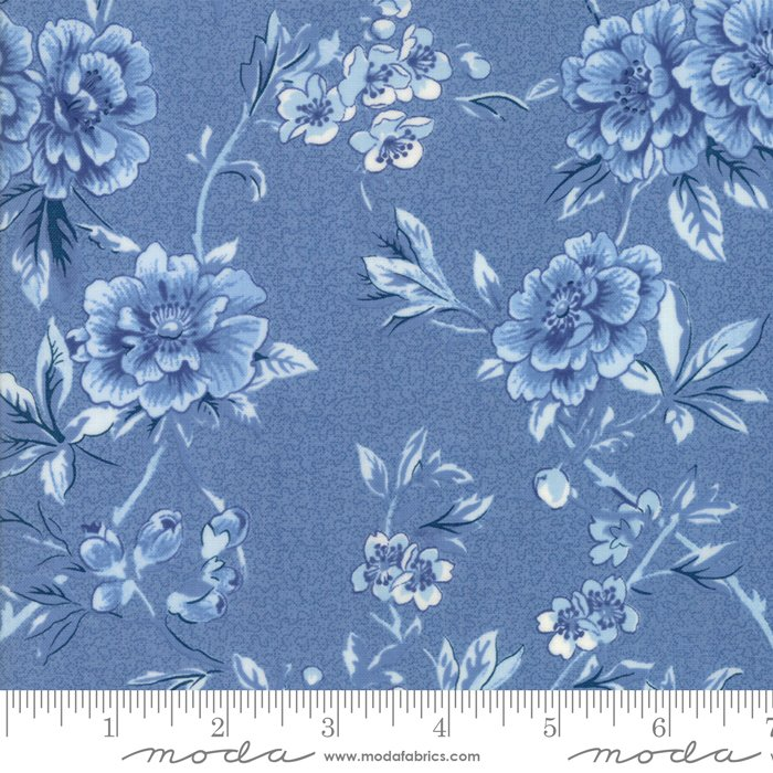 Regency Ballycastle Chintz 42320-13 English Blue