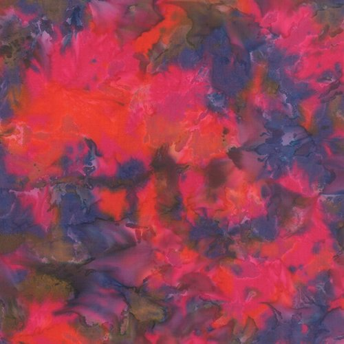 Tropical Punch Batiks 4338-16