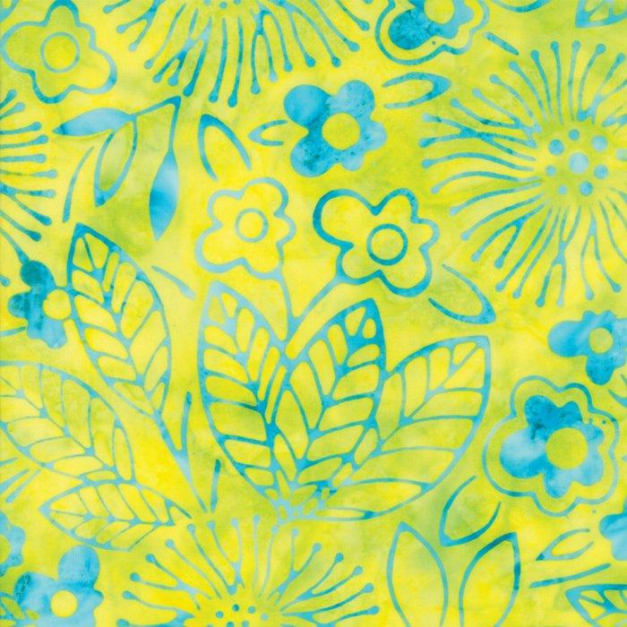 Carnival Batiks Sunshine 4348-18