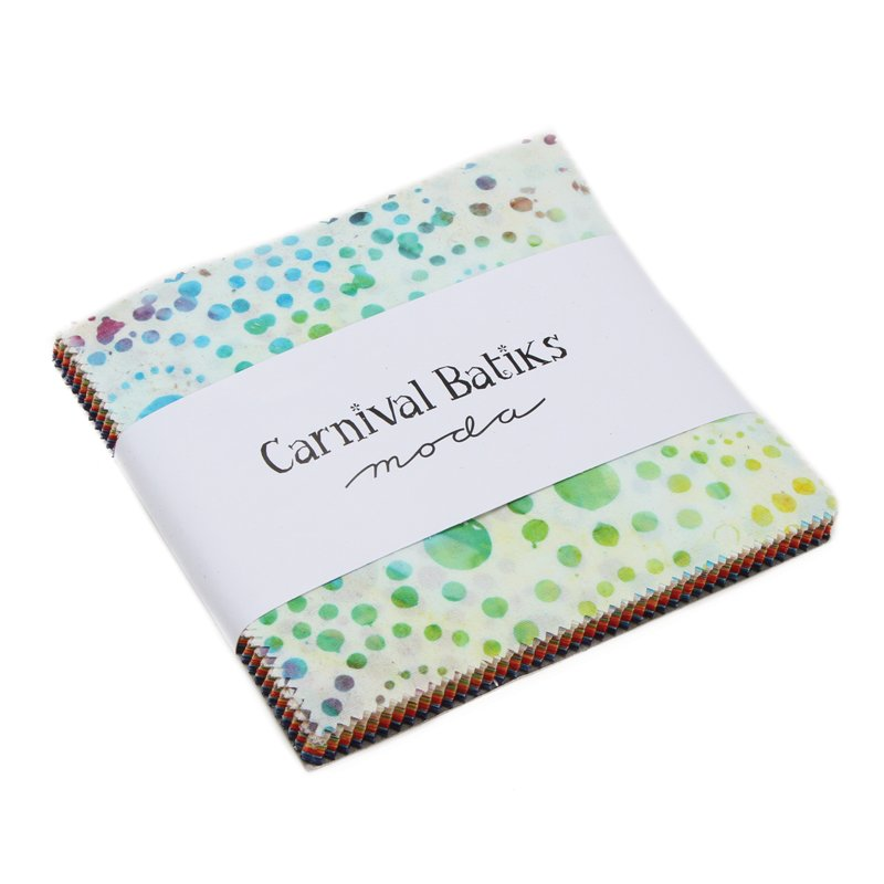 Carnival Batiks Charm Pack 4348-PP