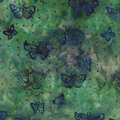 Enchanted Pond Batiks 4611-15
