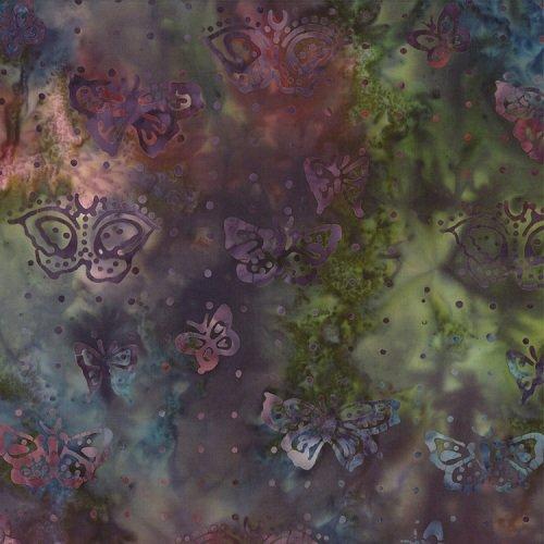 Enchanted Pond Batiks 4611-18