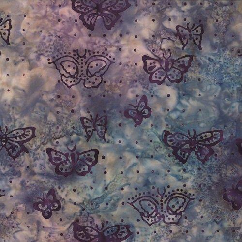 Enchanted Pond Batiks 4611-23