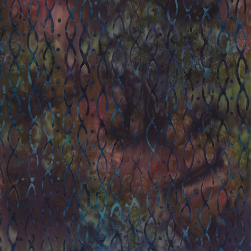 Enchanted Pond Batiks 4611-31