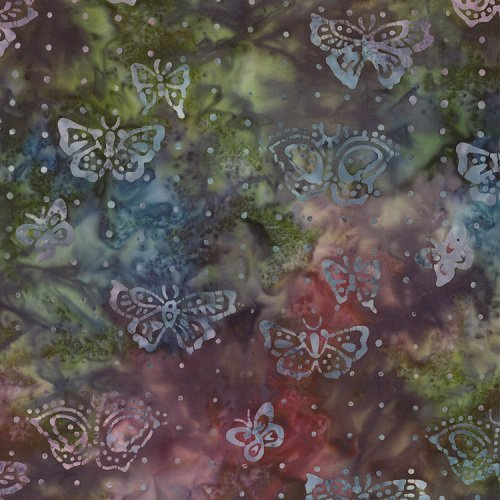 Enchanted Pond Batiks 4611-32