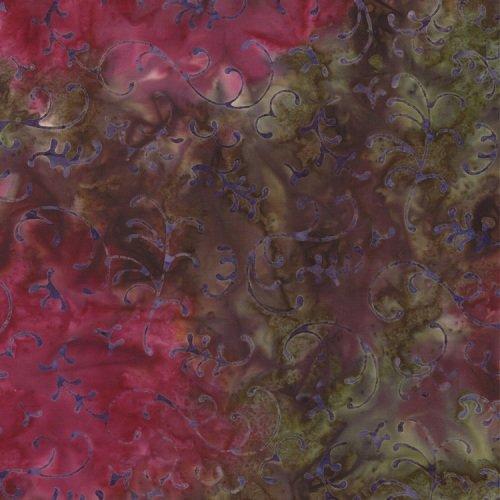 Enchanted Pond Batiks 4611-33