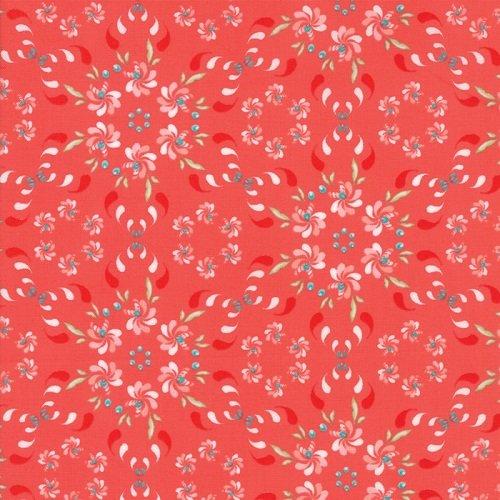 Coledale Floral Wreath Coral 47520-13