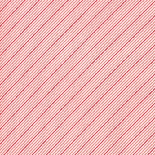 Coledale Stripes Coral 47527-13