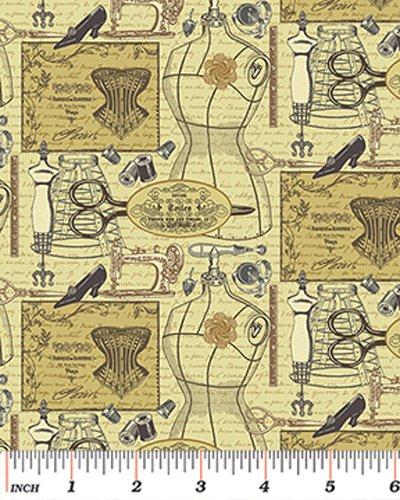Sew Vintage 6017-07