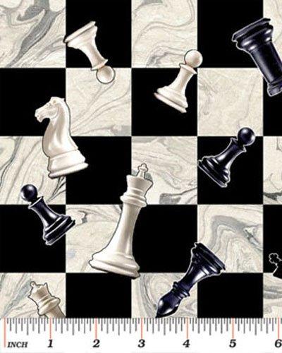 Renaissance Man 6461-12 Chess Game