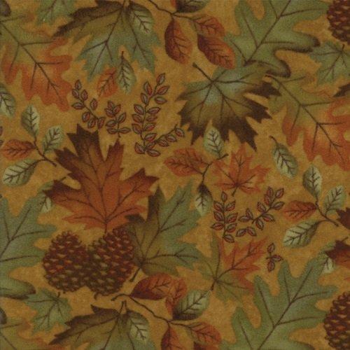 Fall Impressions Flannel 6701-12F
