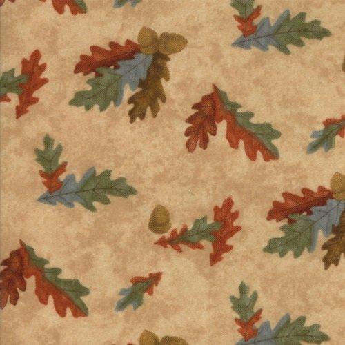 Fall Impressions Flannel 6702-11F
