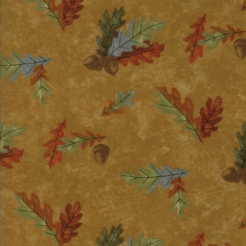 Fall Impressions Flannel 6702-12F