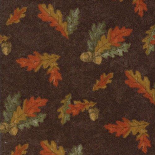 Fall Impressions Flannel 6702-14F