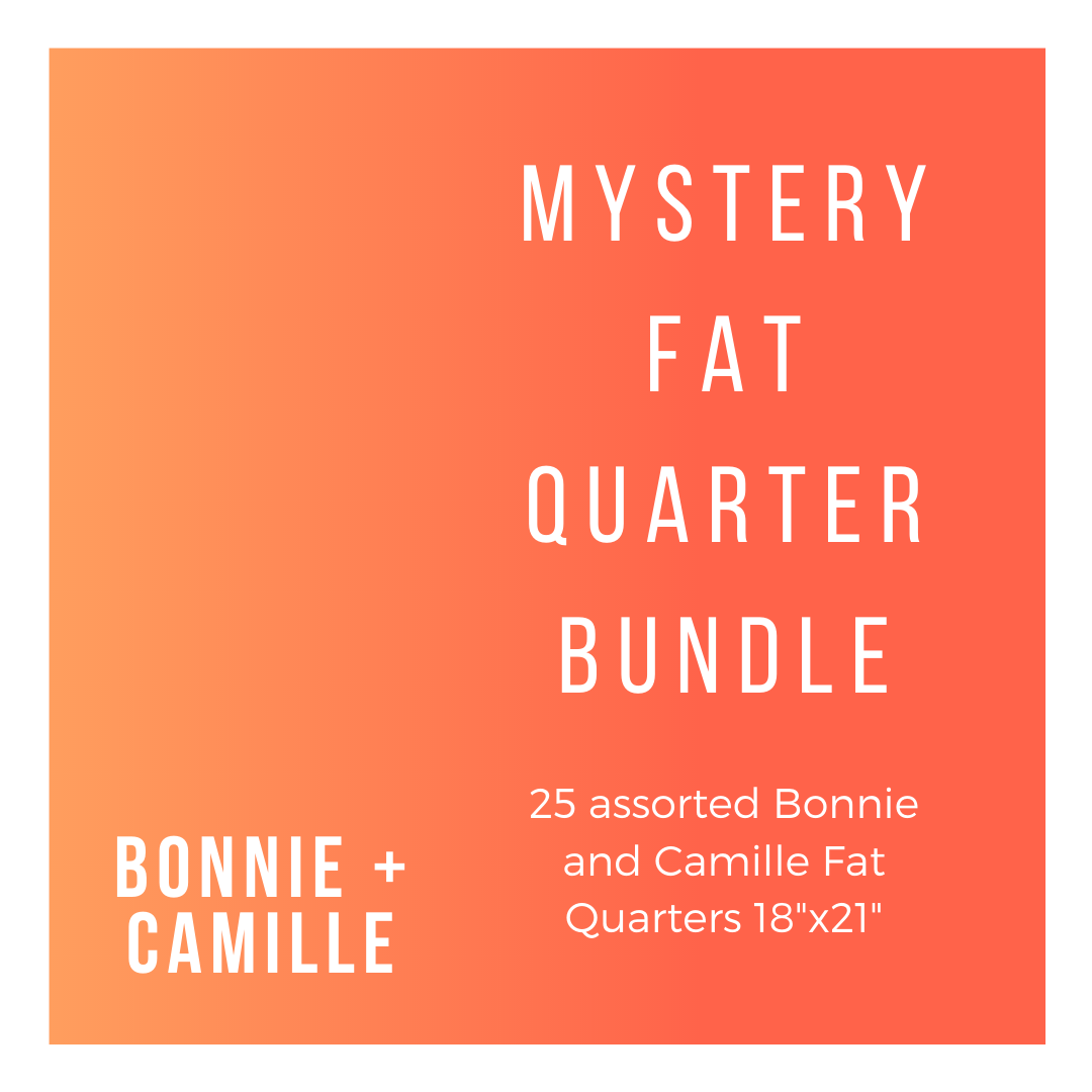 Bonnie + Camille BC-25-FQB 25 Fat Quarters