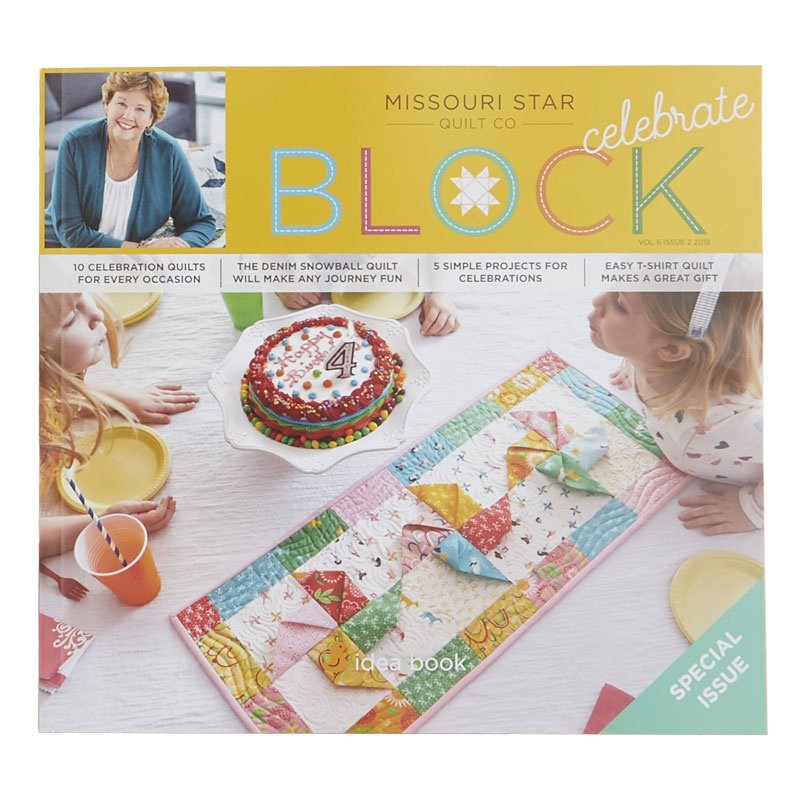 Block Magazine Celebrate Edition 2019 Volume 6 Issue 2 BLK133