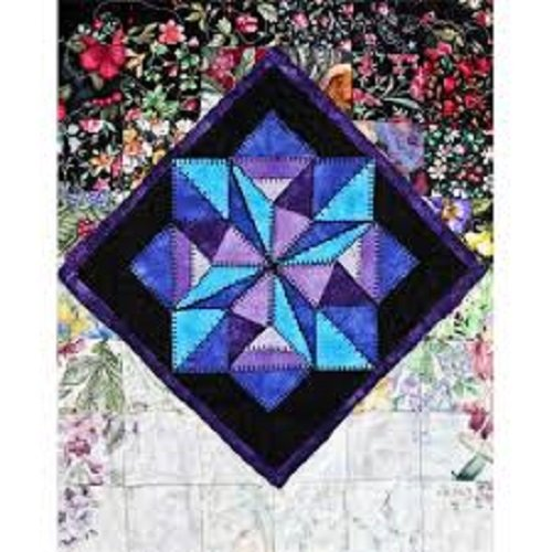 Amish Quilt Block Whims Kit Block 2 (Rachel's Sewing Room)