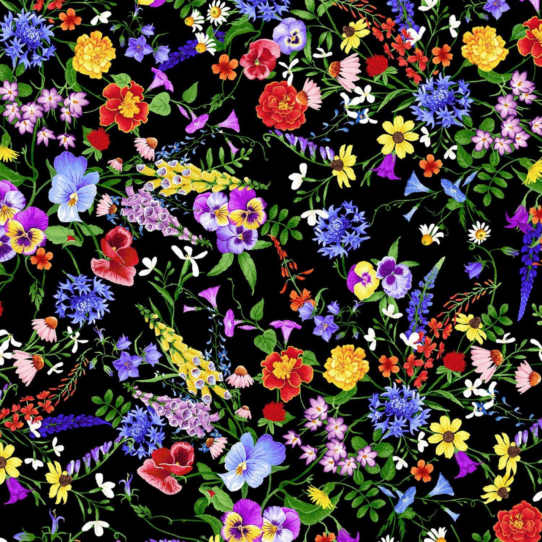 Garden Floral Digital CD7073