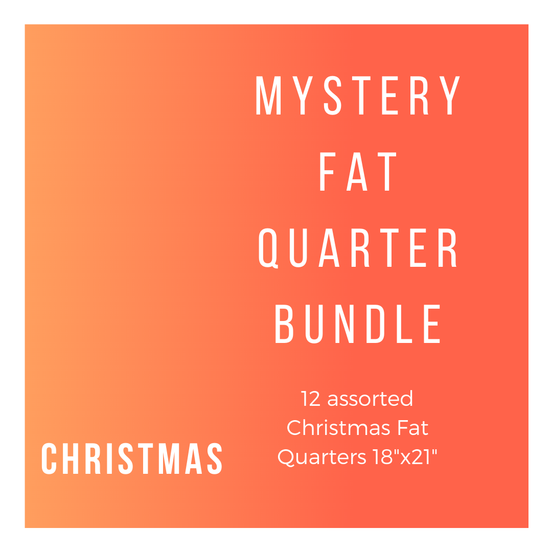 Christmas C-12-FQB 12 Fat Quarters