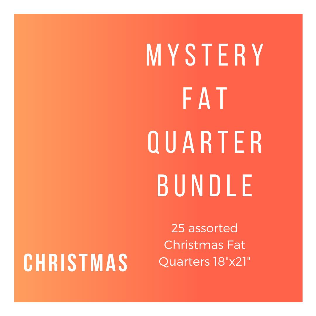 Christmas C-25-FQB 25 Fat Quarters