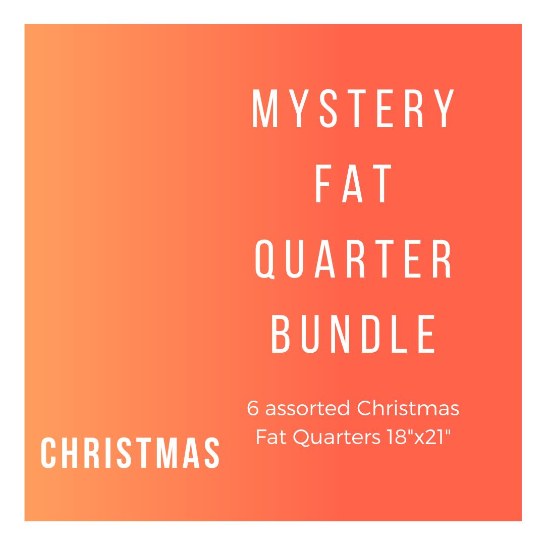 Christmas C-6-FQB 6 Fat Quarters