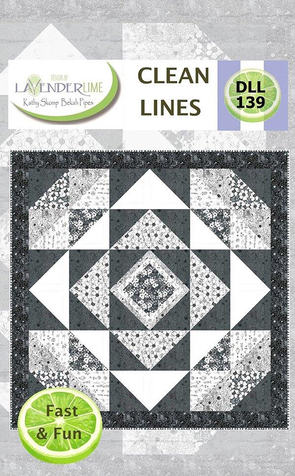 Clean Lines Quilt Kit DLL 139K