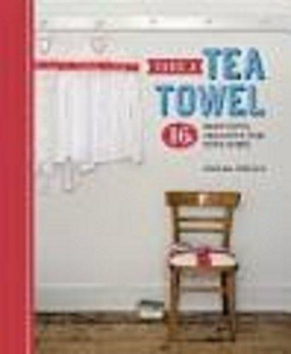 Take A Tea Towel Book  TEA16