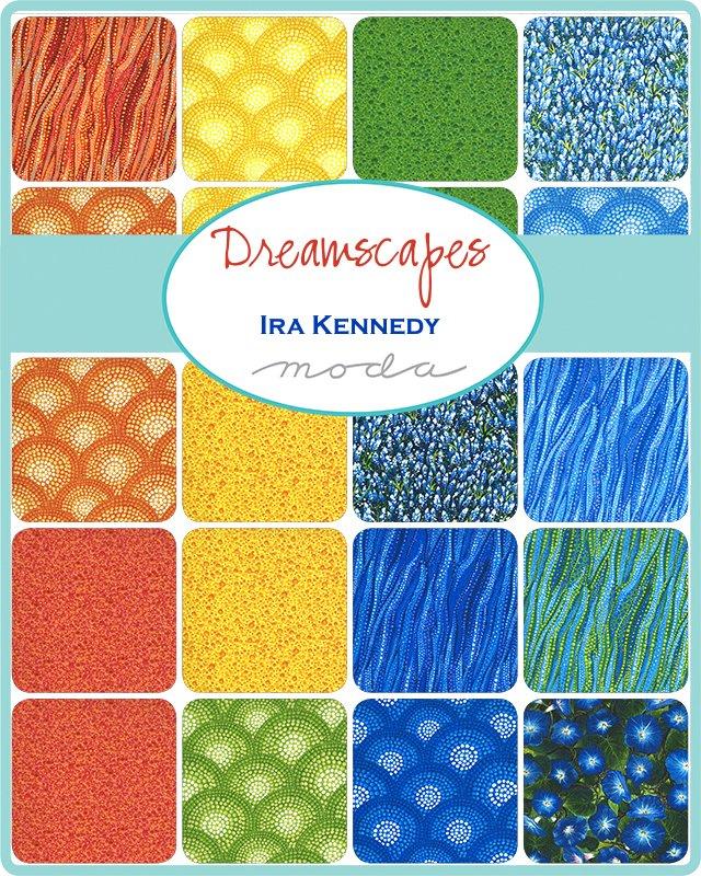 Dreamscapes 51240-FQB Fat Quarter Bundle