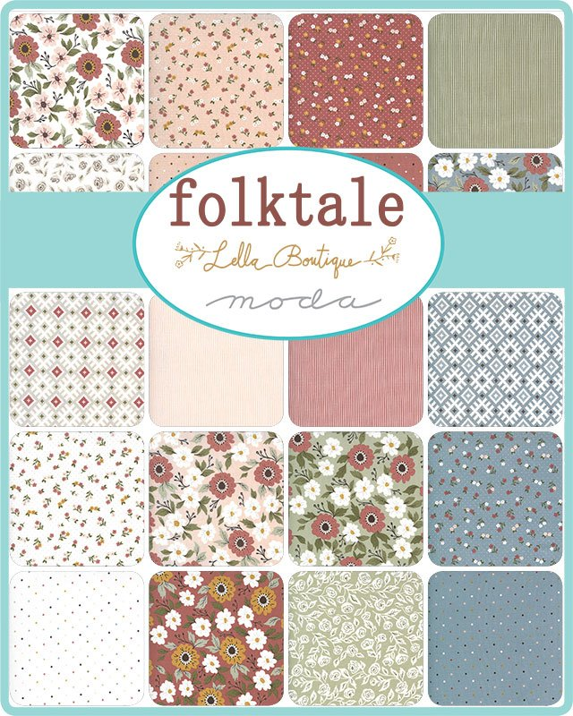 Folktale 5120-FQB Fat Quarter Bundle