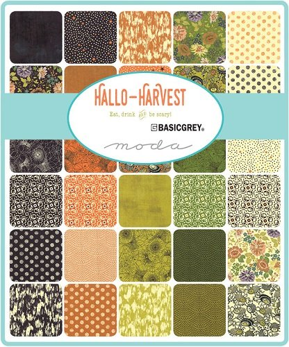 Hallo Harvest Fat Quarter Bundle 30600FQB