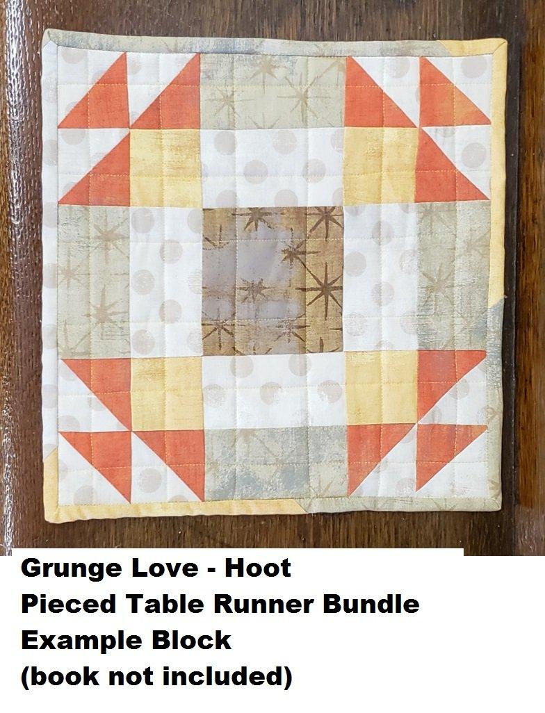 Grunge Love Hoot Pieced Bundle
