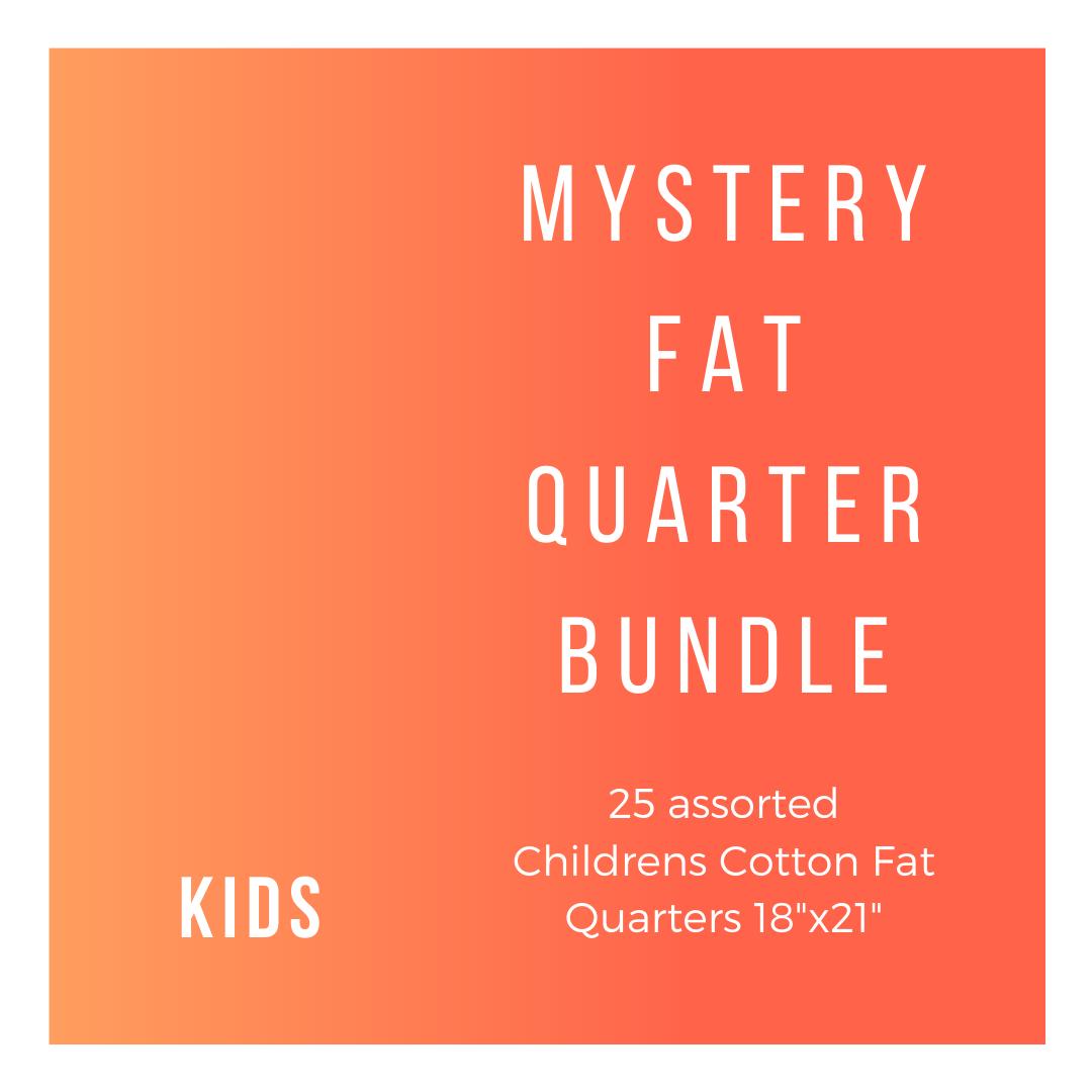 Kids K-25-FQB 25 Fat Quarters
