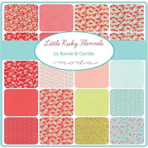 Little Ruby Flannel 55130-LCF