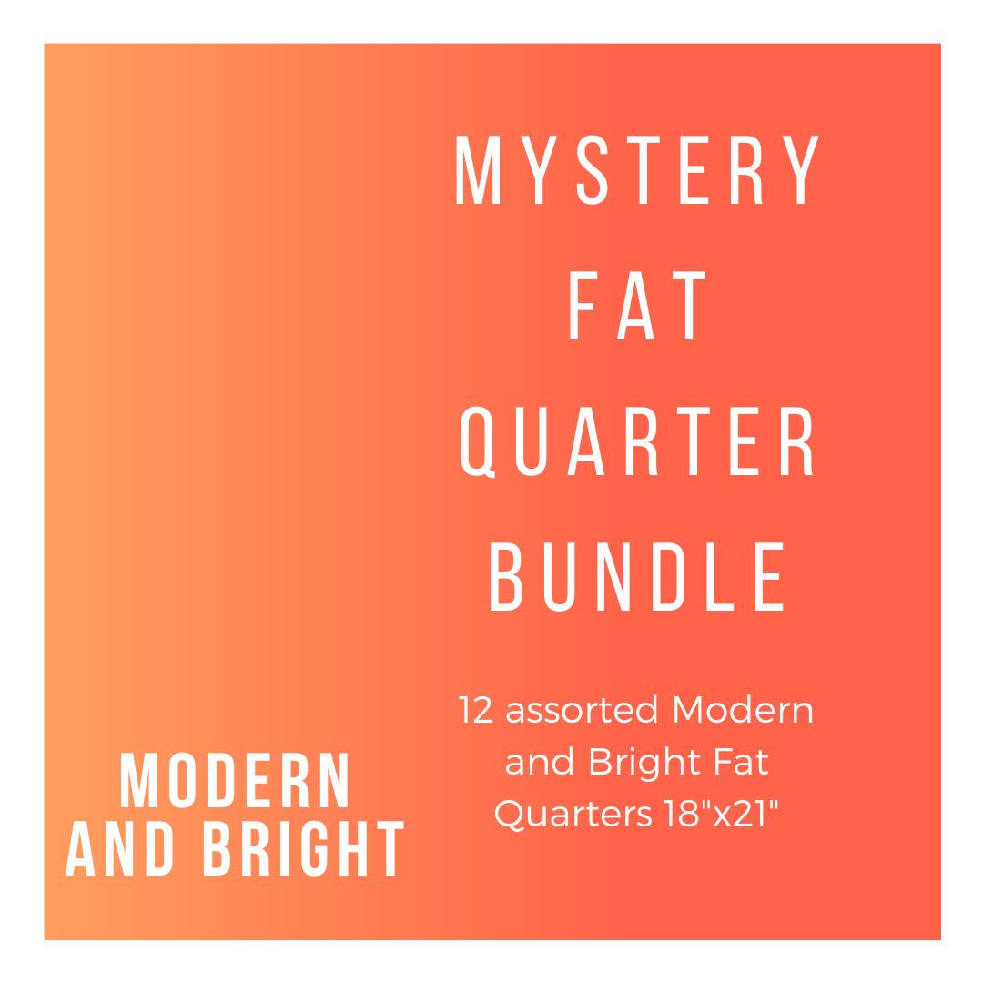 Modern and Bright MB-12-FQB 12 Fat Quarters