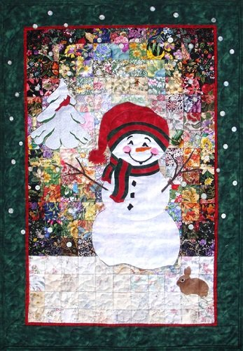 Let It Snowman Watercolor Kit Whims