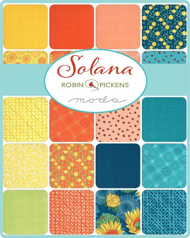 PRE-ORDER Solana 48680-FQB Fat Quarter Bundle