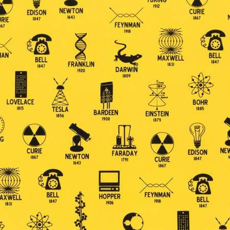 Science Fair 2 18000-5 Yellow Science Inventors