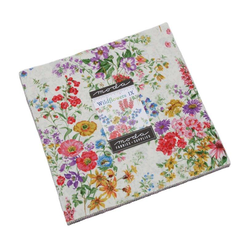Wildflowers IX 33380-LC Layer Cake