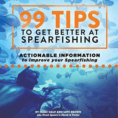 99 Tips To Get Better At Spearfishing - Book