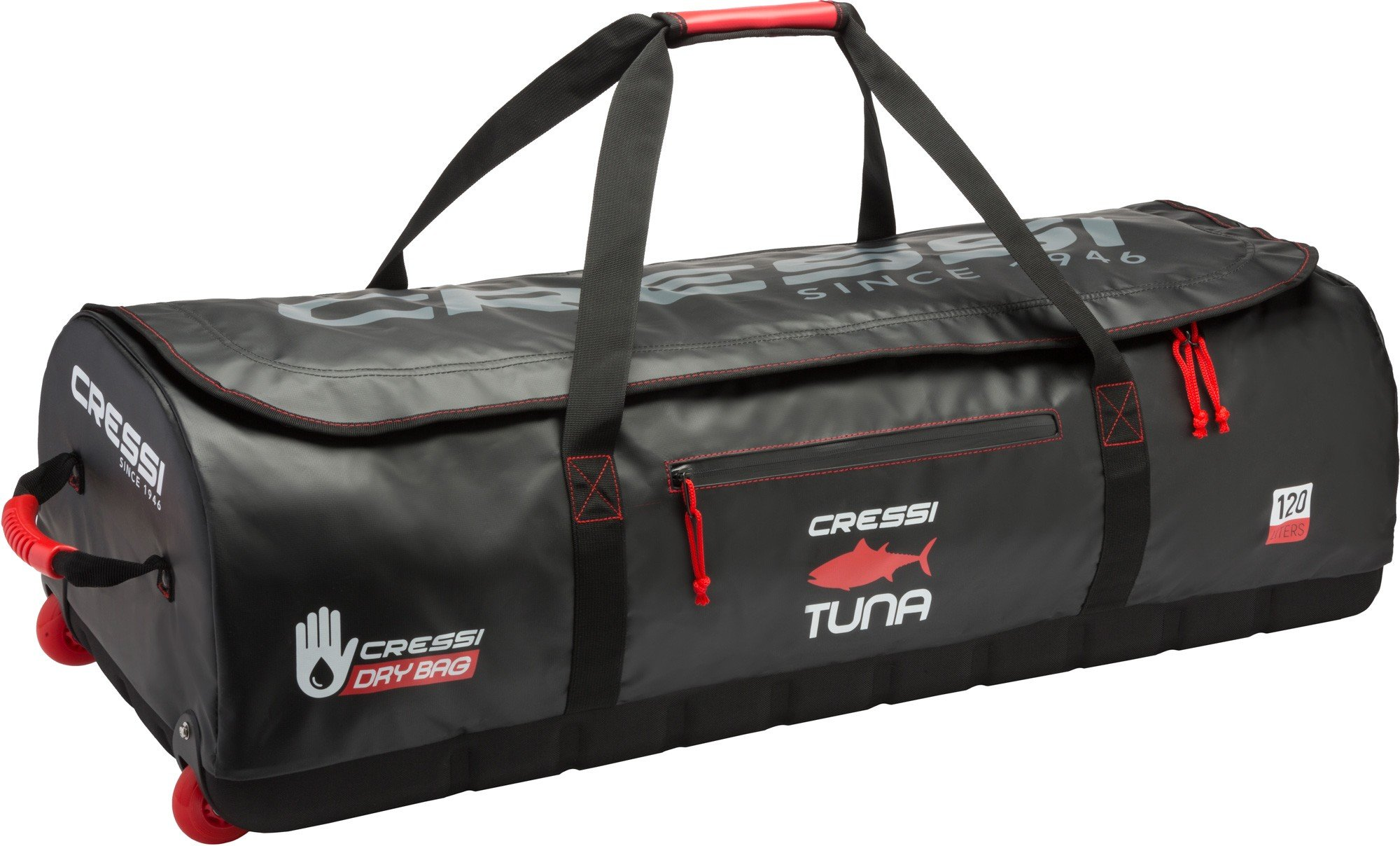 Cressi Tuna Wheel Bag