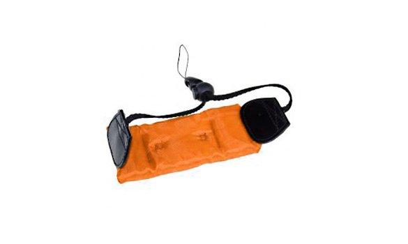 Hyperion Floating Camera Hand Strap - Orange
