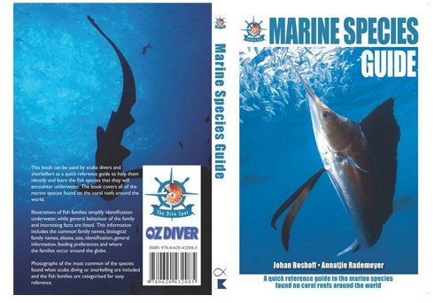 Marine Species Guide - Johan Boshoff