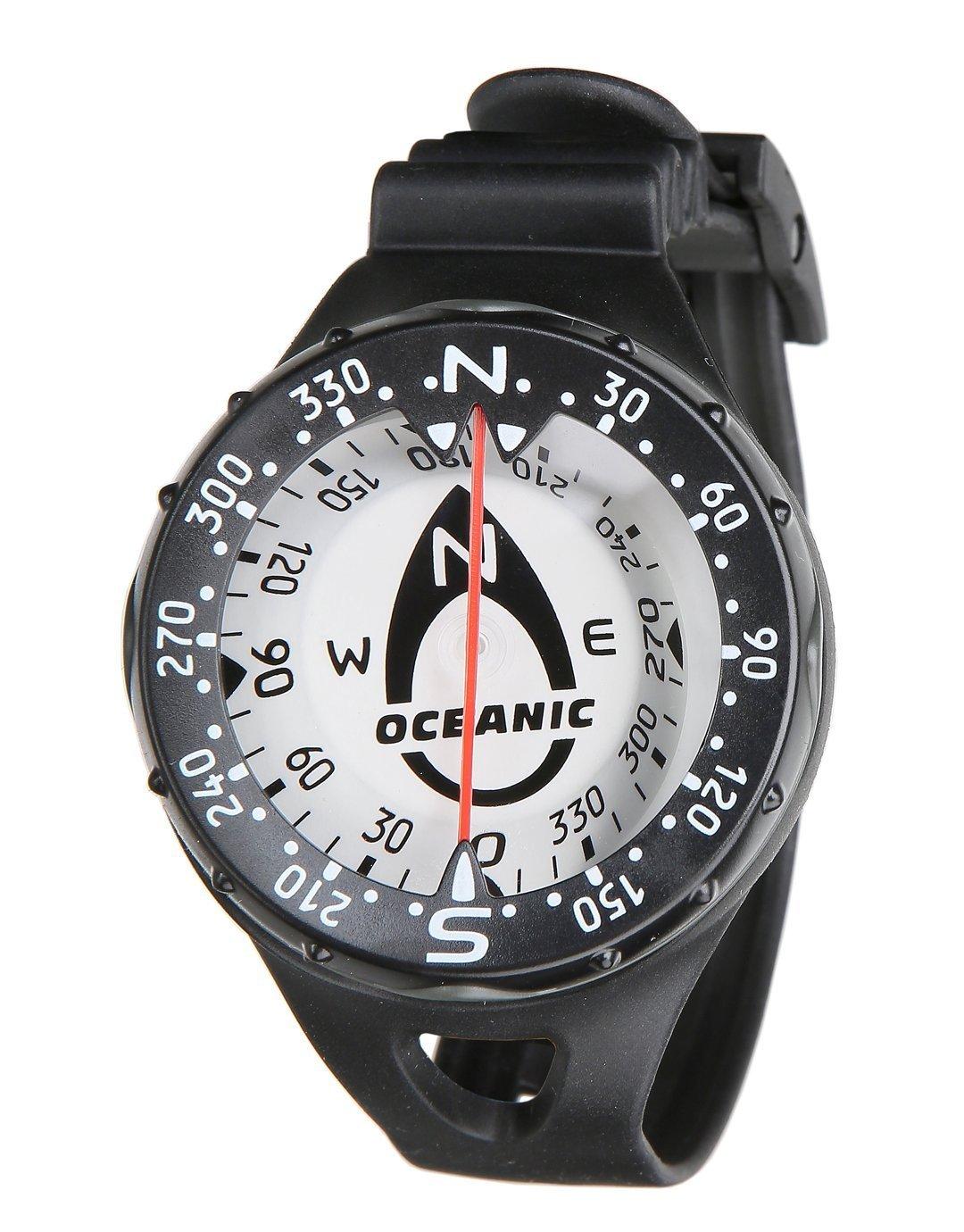 Oceanic Sidescan Compass - Wrist