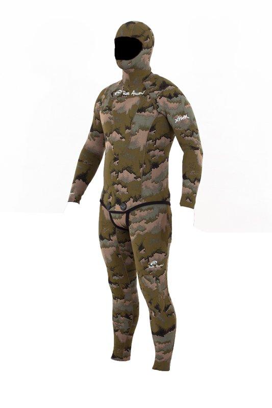 Robb Allen Digi Camo 3mm Suit