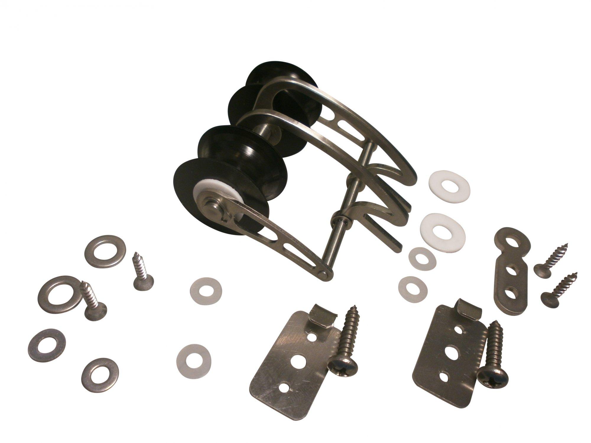 MVD Roller Wood Kit